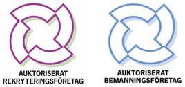 Certifierat rekryterings- och bemanningsföretag